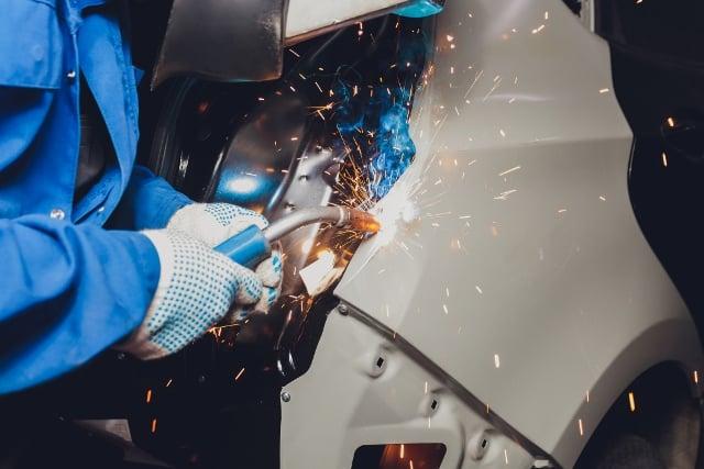 Certification Carrossieurs réparateurs soudage